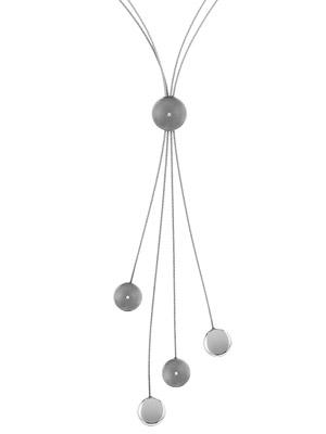 Boccia 0875-02 Titan Damen-Halskette