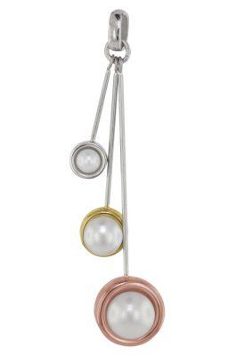 Boccia 07013-01 Titan Perl-Anhänger Tricolor