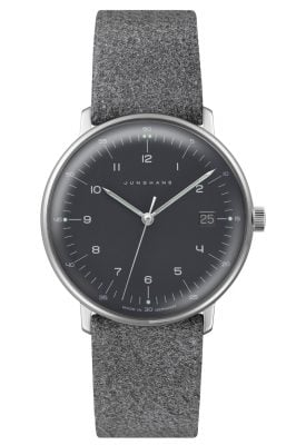 Junghans 041/4818.00 max bill Quarz Herrenuhr