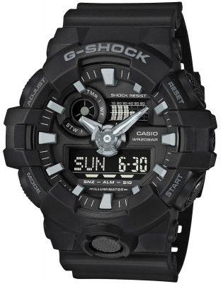 Casio GA-700-1BER G-Shock Armbanduhr für Herren