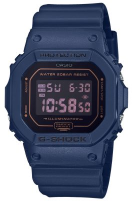 Casio DW-5600BBM-2ER G-Shock Digital Herrenarmbanduhr