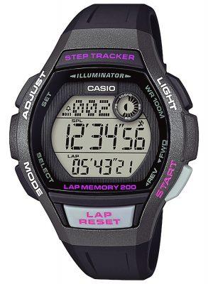 Casio LWS-2000H-1AVEF Damen Digitaluhr mit Schrittzähler