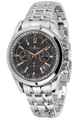 Jacques Lemans 1-1117.1XN Herren-Armbanduhr Chronograph Liverpool