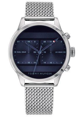Tommy Hilfiger 1791596 Herrenuhr Dual Time Icon