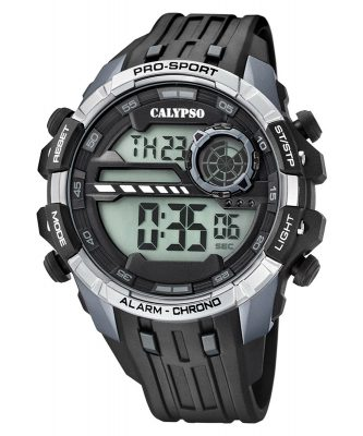 Calypso K5729/1 Digitaluhr Alarm-Chronograph