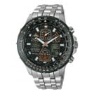 Citizen JY0080-62E Skyhawk Eco-Drive Titanium Watch