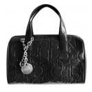 Calvin Klein CSY004 Maggie Ladies Handbag Black