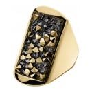 Dyrberg/Kern Ariane Shiny Gold Damenring