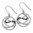 trendor 69753 Silver Earrings