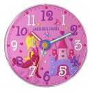 Jacques Farel WAL11 Children`s Wall Clock
