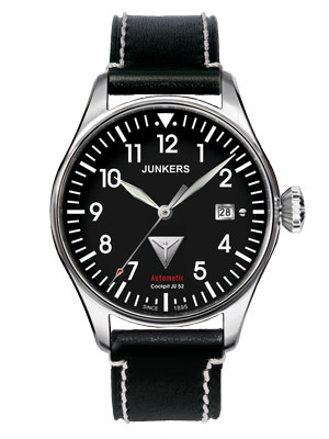 Junkers 6150-2 Automatik Herrenuhr