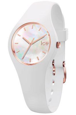 Ice-Watch 016934 Armbanduhr für Frauen und Jugendliche ICE Pearl Weiß XS