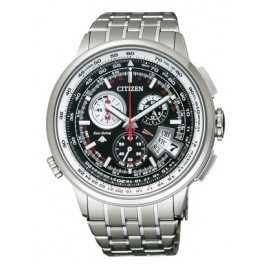 Citizen BY0011-50E Titan Eco-Drive Solar Funk-Chronograph
