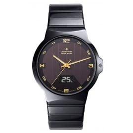 Junghans 018/1435.44 Force Herren Funk-Solar-Uhr