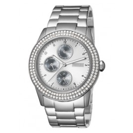 Esprit 105912004 Peona Silver Multifunction Ladies Watch