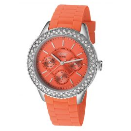Esprit ES106222004 Marin Glints Speed Coral Ladies Watch