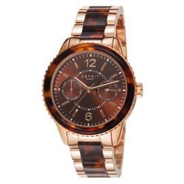 Esprit ES106742004 Marin Rose Gold Brown Damenuhr