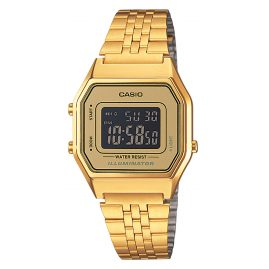Casio LA680WEGA-9BER Collection Damen-Digitaluhr