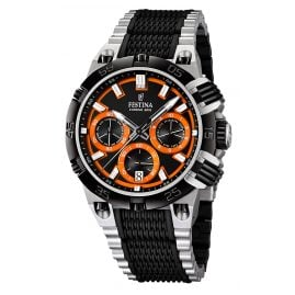 Festina F16775/6 Herrenuhr Chrono-Bike 2014