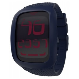 Swatch SURN101 Touch Dark Blue Armbanduhr