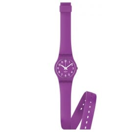 Swatch LV115 Sweet Purple Damenuhr