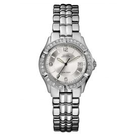 Guess W0148L1 Stoned Bubble Ladies Watch