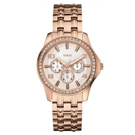 Guess W0147L3 Lady Exec Multifunktion Damenuhr