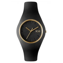 Ice-Watch ICE.GL.BK.U.S.13 Ice Glam Black Unisex Armbanduhr