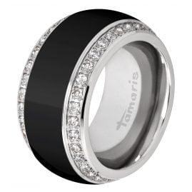 Tamaris A0221006 Martha Damen-Ring Schwarz