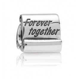 Pandora 790513 Silber-Charm Forever Together