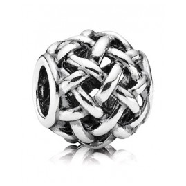 Pandora 790973 Silber Charm Abstrakt Flechtwerk