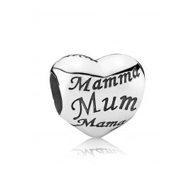 Pandora 791112 Silber Charm Mutter