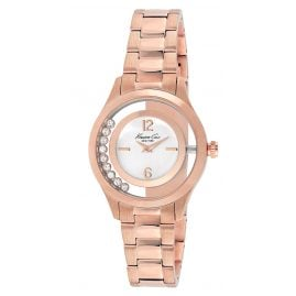 Kenneth Cole KC4943 Transparency Rosegold Damenuhr