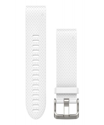 Garmin 010-12491-10 QuickFit? Armband Weiß 20 mm