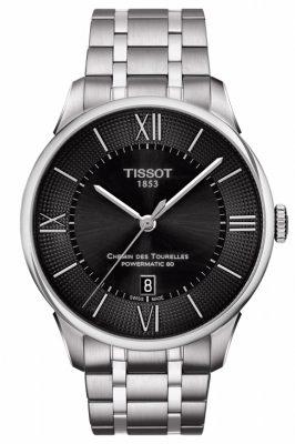 Tissot T099.407.11.058.00 Herren-Automatikuhr Chemin Des Tourelles Automatic