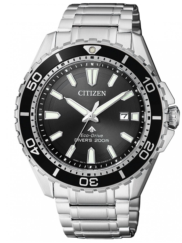 Uhrcenter.de Citizen BN0190-82E Promaster Marine Eco-Drive Taucheruhr