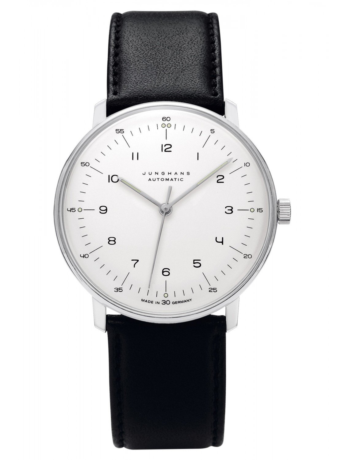 junghans 027 max bill automatic gents watch. Black Bedroom Furniture Sets. Home Design Ideas
