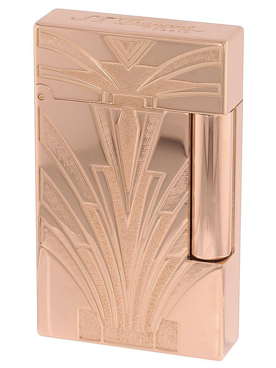 S.T. Dupont 16925 Feuerzeug Art Deco - limitierte Auflage - Preisvergleich
