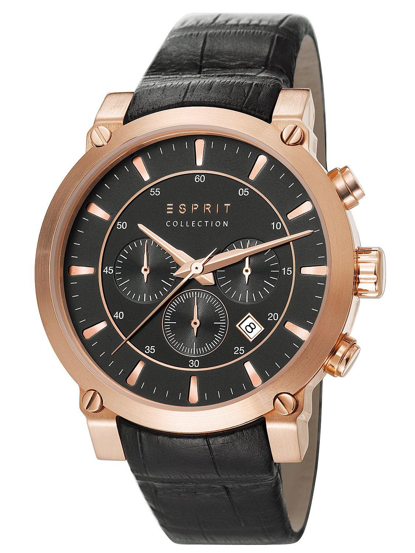 Esprit Collection EL102121F06 Poros Chronograph Mens Watch ...