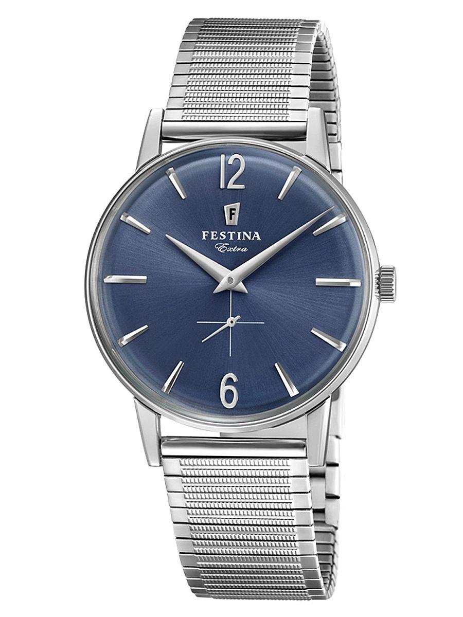Festina F20250/3 Extra Herren-Armbanduhr