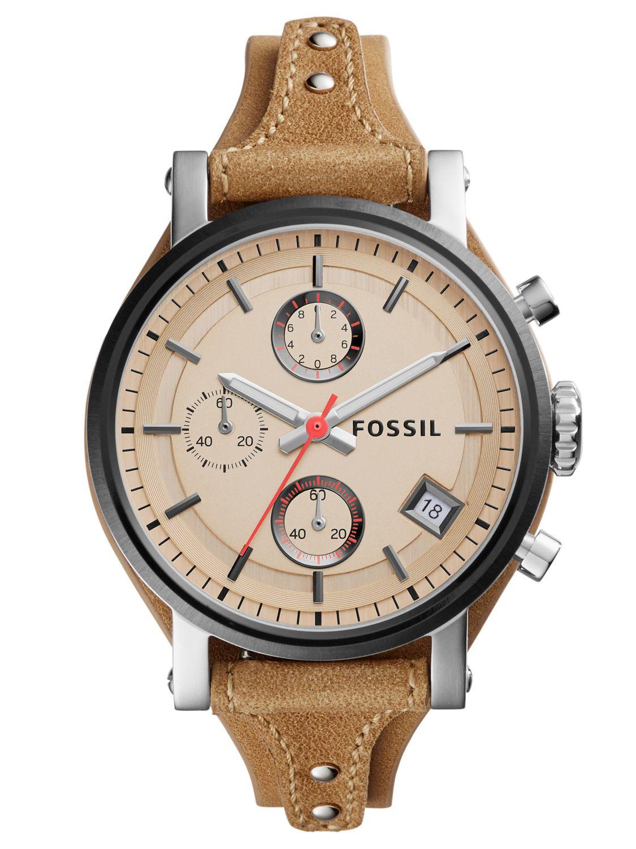 es4177 damen chronograph original boyfriend von fossil online kaufen armbanduhrenhaus. Black Bedroom Furniture Sets. Home Design Ideas
