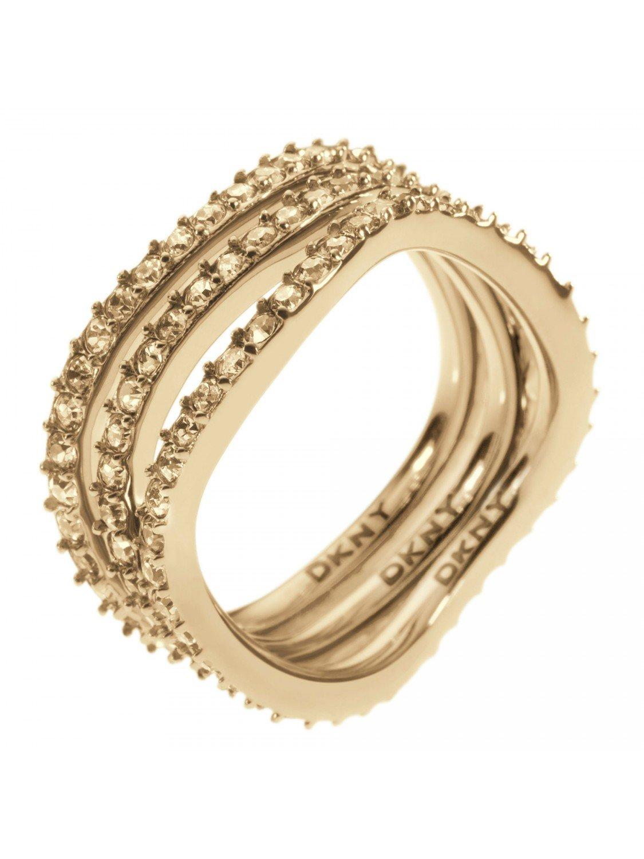 DKNY NJ1920 Damen-Ring