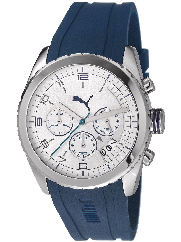 Uhrcenter.de  Puma PU103182003 Cycle Night Blue Damen-Chronograph