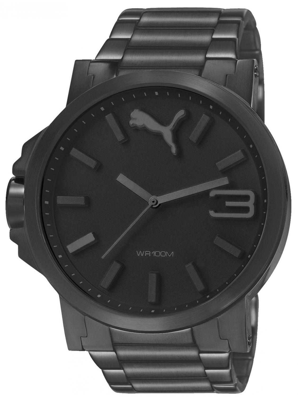 Black Metal Watches