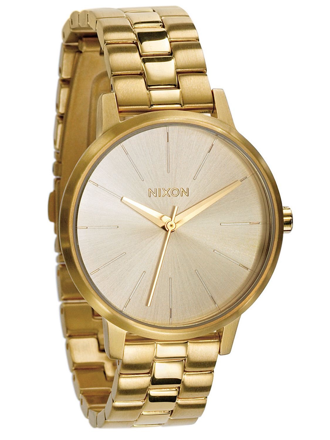Nixon Women's Watches A099 502 Kensington All Gold Ladies Watch
