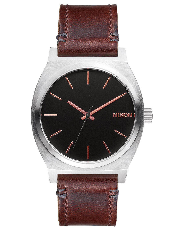 Uhrcenter.de  Nixon A045 2066 Time Teller Damen-Armbanduhr