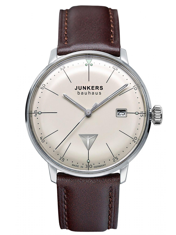 Junkers 6070-5 Bauhaus Herren-Armbanduhr