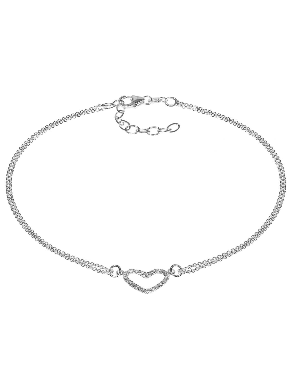Vorschaubild von trendor 08318 Silber Fußkette