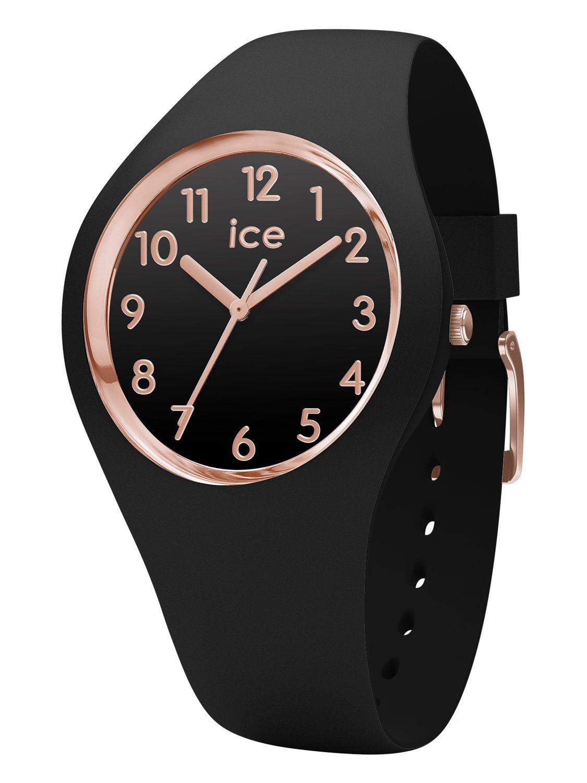 Ice-Watch 014760 Armbanduhr Ice Glam Schwarz Ro...
