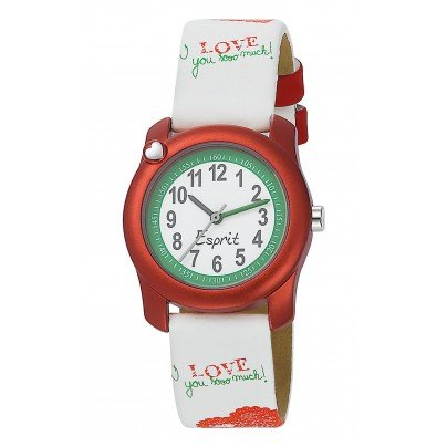 Esprit 105284007 Little Heart White Girls Watch Set